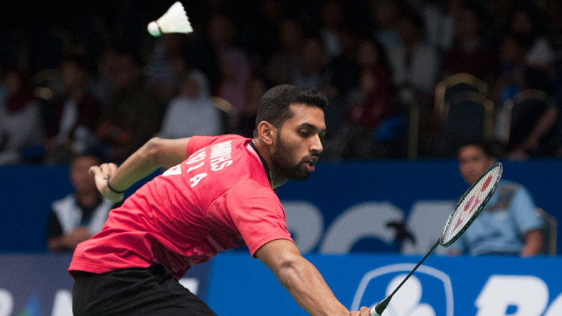 HS Prannoy climbs to 17th spot in BWF rankings, 6 other Indians feature in top 50