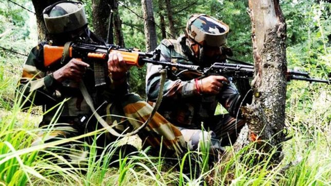 Sopore encounter: Two terrorists killed, arms recovered; operation underway