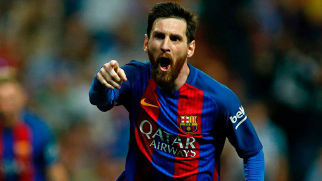 Lionel Messi best player over 86 seasons of La Liga since 1929