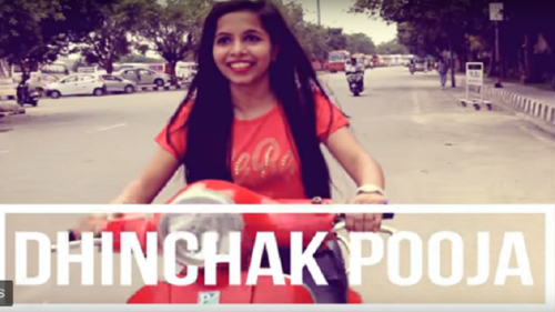 Cringe popstar Dhinchak Pooja is back with her new song 'Dilon Ka Shooter'