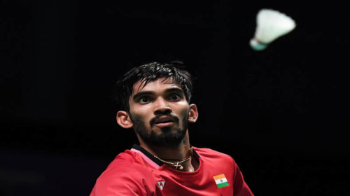Congratulations pour in for shuttler Kidambi Srikanth