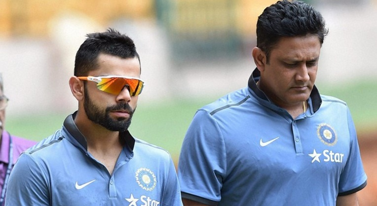 Virat Kohli's 'strong reservations' about Anil Kumble leaves CAC in fix