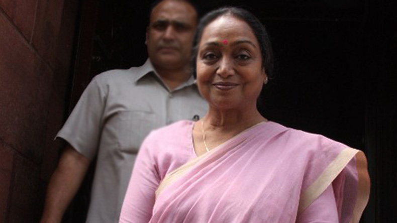 Opposition picks Meira Kumar in Dalit-vs-Dalit Presidential battle
