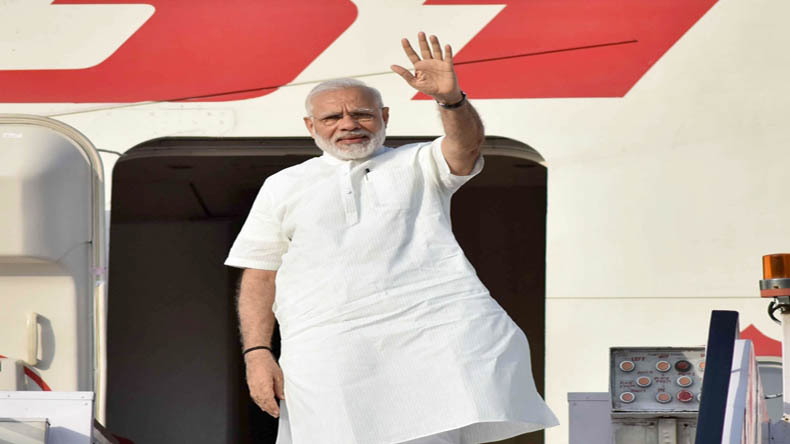 Indian diaspora showers praise on PM Modi