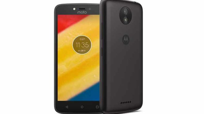 Moto C Plus launched in India @ Rs 6,999