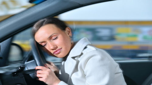 New smartphone app can warn sleepy drivers