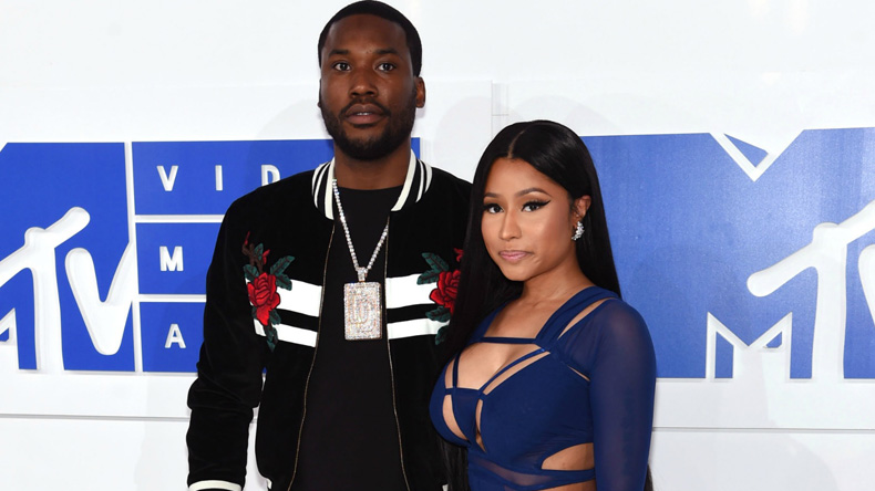 Meek Mill recalls lifelong desire to date ex Nicki Minaj
