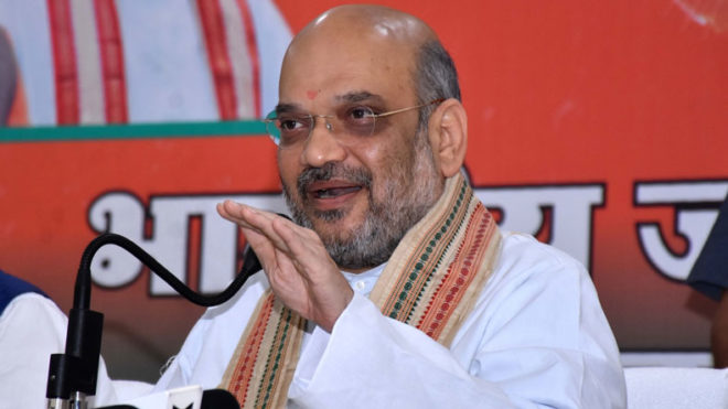 BJP will win at least 150 seats in Gujarat, says BJP president Amit Shah