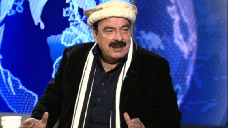 PTI chooses Sheikh Rashid as opposition's PM candidate