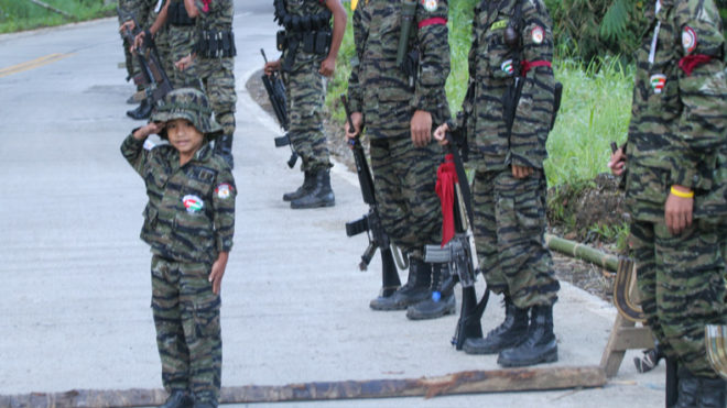 Children fighting for IS in Philippines conflict: Army