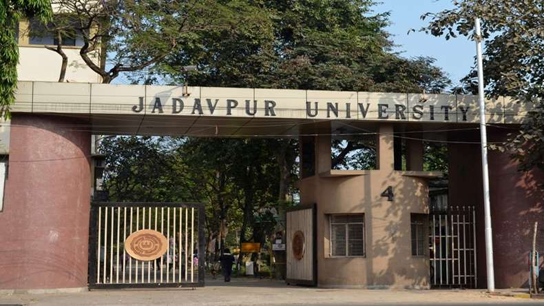 Students, teachers of Jadavpur University rally against communal flare-up in Bengal