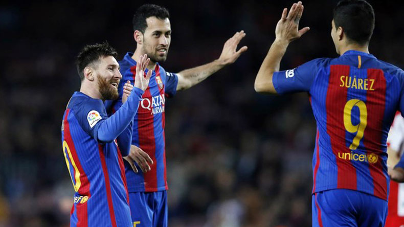 Barcelona Ernesto Valverde's team enjoy three days rest after US tour