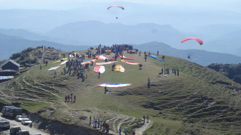 Monsoon Gateway: Serenity to monasteries, open your arms for 'paragliding capital of India'