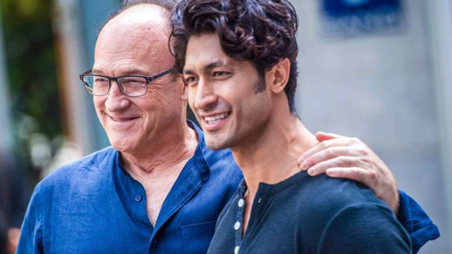 Vidyut Jammwal feels fortunate to be part of Chuck Russell's 'Junglee'