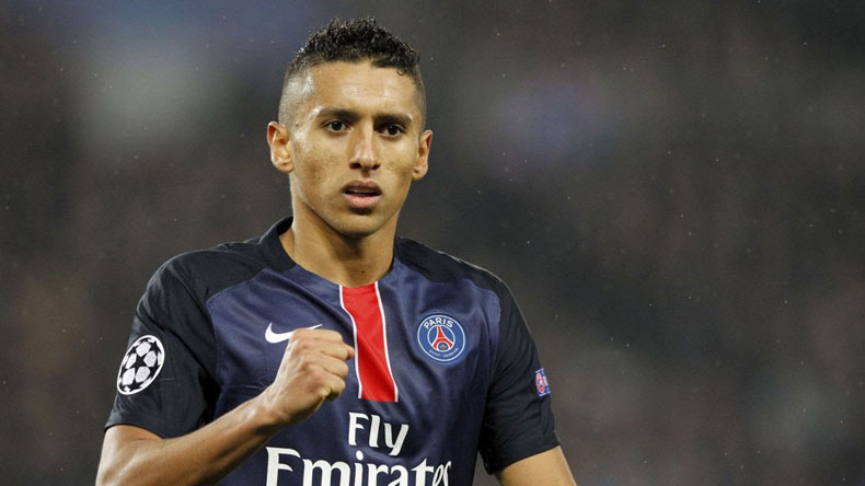 Defender Marquinhos renews contract with PSG
