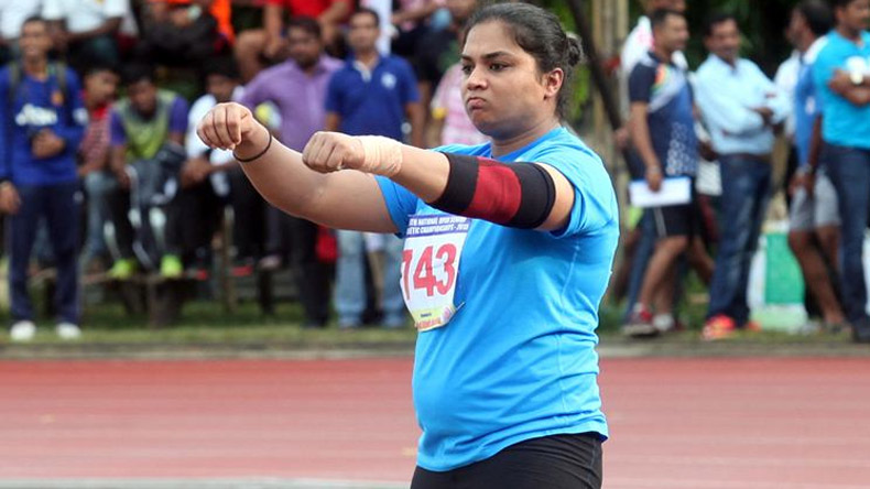 Manpreet and Laxmanan clinch gold at Asian athletics, Gowda takes away bronze