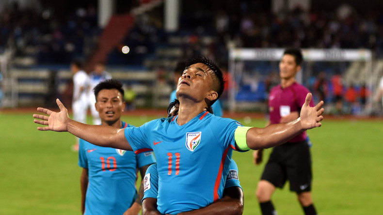 India rise to 96th in latest FIFA rankings