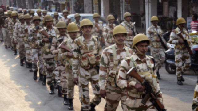 MHA has no information of para-military personnel strength: RTI