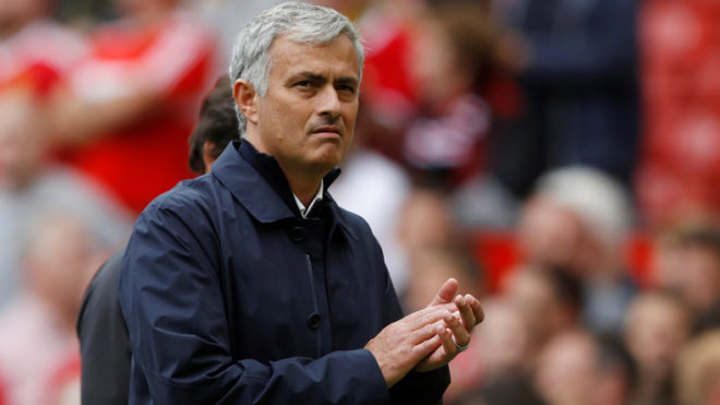 Jose Mourinho wants to stay at Manchester United for another 15 years