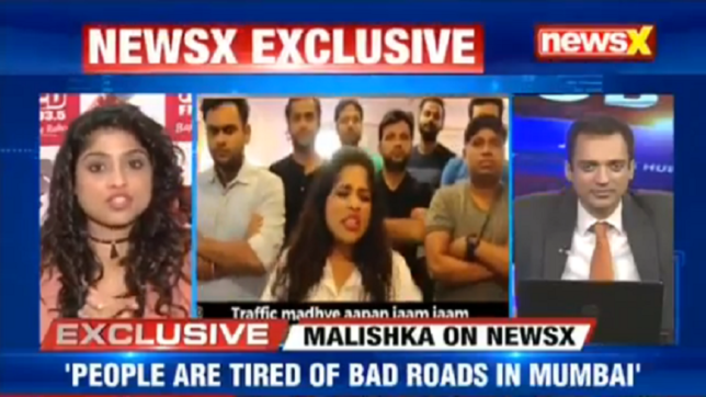 Exclusive — Every year we highlight civic issues during monsoon: RJ Malishka