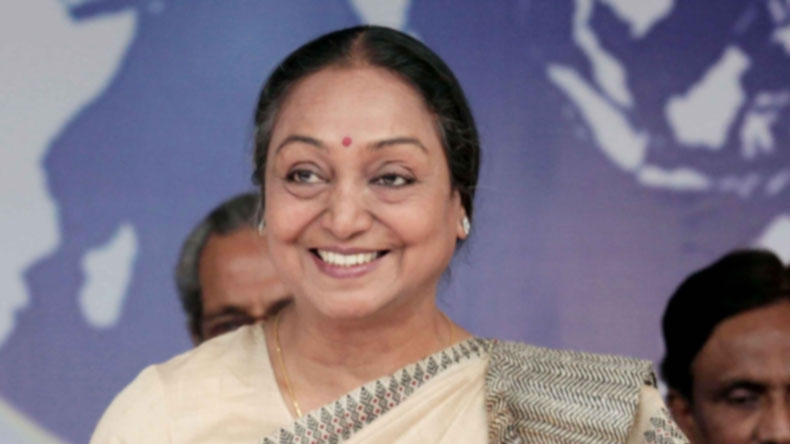 Meira Kumar. (File Photo: IANS)