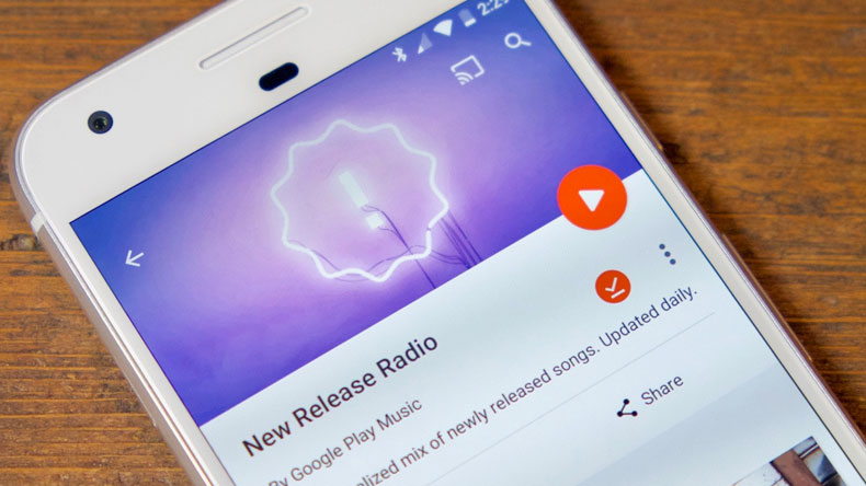 Google brings personalised music through 'New Release Radio'