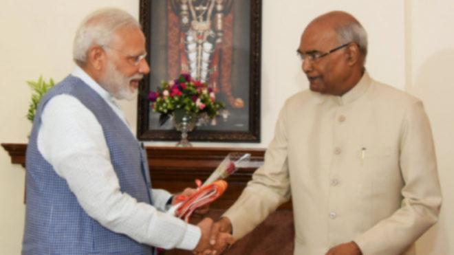 Man of humble beginnings, Ram Nath Kovind rose from the ranks