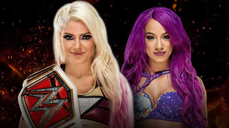 WWE Great balls of Fire: Sasha can't 'Bank' title despite victory