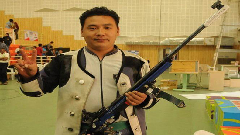 Sushil Ghaley clinches gold in KSS Memorial Shooting Championship
