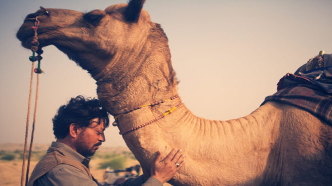Irrfan Khan's film 'The Song of Scorpions' to premiere at Locarno film fest