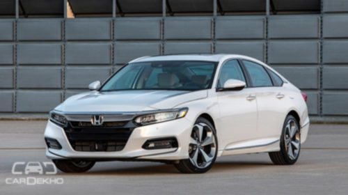 All new 10th generation Honda Accord is here to woo