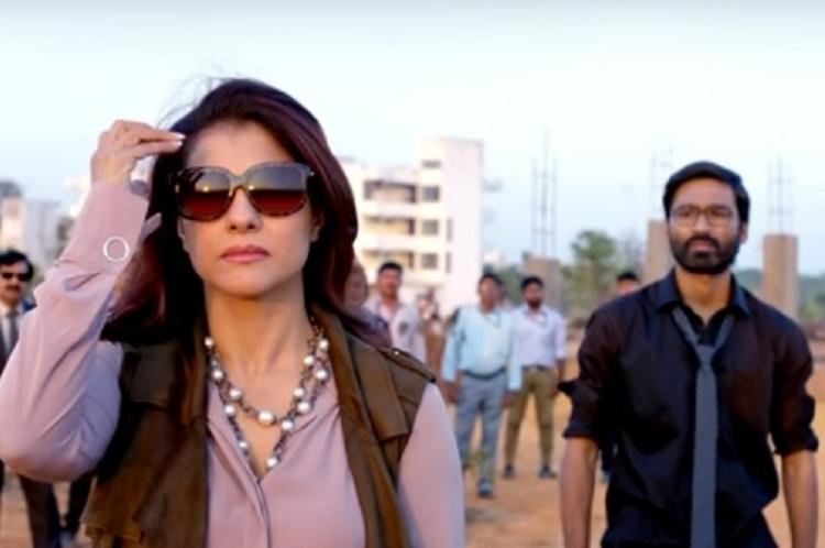 'VIP 2' more stylish than 'VIP': Amala Paul