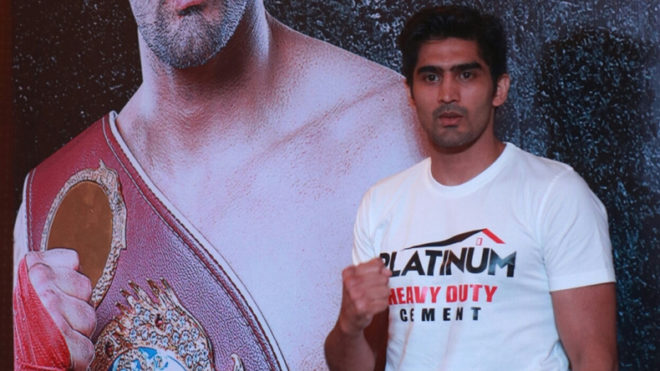 Floyd Mayweather will defeat Conor McGregor, says Vijender Singh