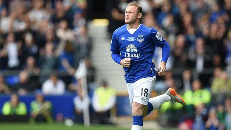 Rooney: I Joined Everton To Win Trophies