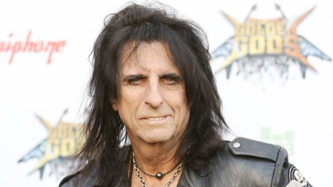 Alice Cooper says he has never been fitter