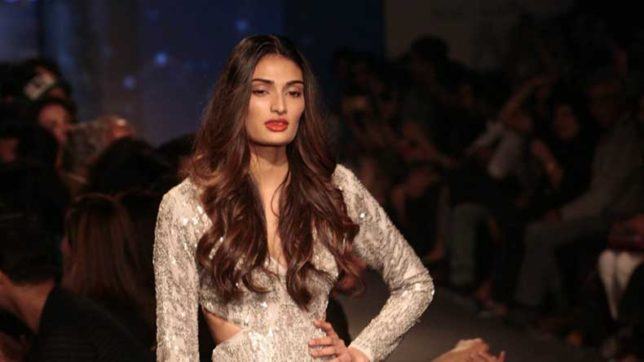 ICW 2017: Athiya can't wait to walk for Shyamal and Bhumika