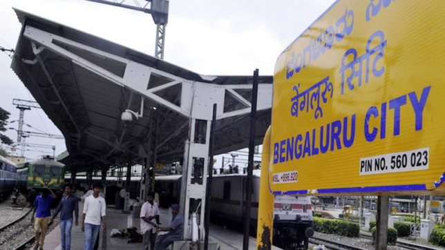 200 boys detained at Bengaluru railway station fearing trafficking