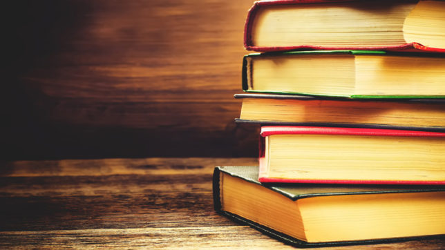 Five books for the month of August to suffice the bookworm in you