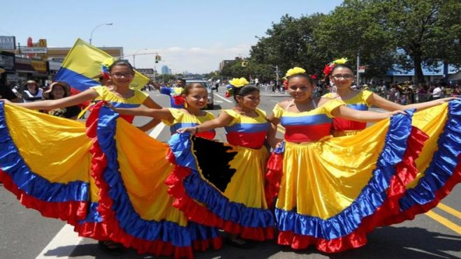 Colombia celebrates 207th independence day