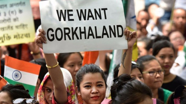 Darjeeling violence: Shutdown to continue, hill party leaders to sit on hunger strike