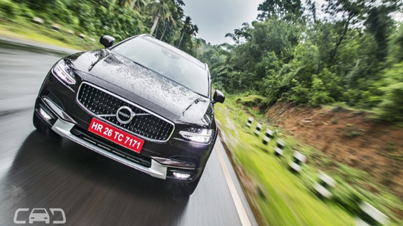 Volvo V90 Cross Country launched At Rs 60 Lakh