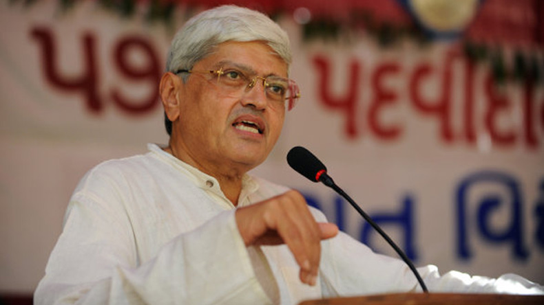 Opposition picks Gopal Krishna Gandhi for the post of vice-president