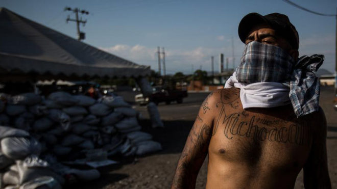 Mexico: 14 killed in gang war