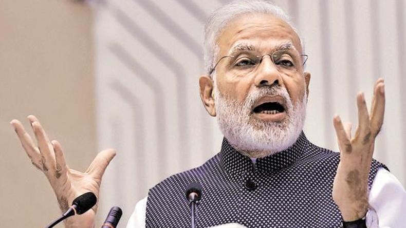 Avoid getting into a mindset that resists change: PM Modi reminds IAS Officers