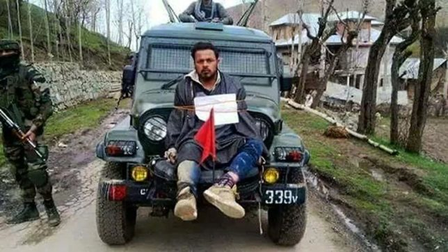 Human shield row: Rights panel directs Rs 10 lakh compensation to Farooq Ahmed Dar