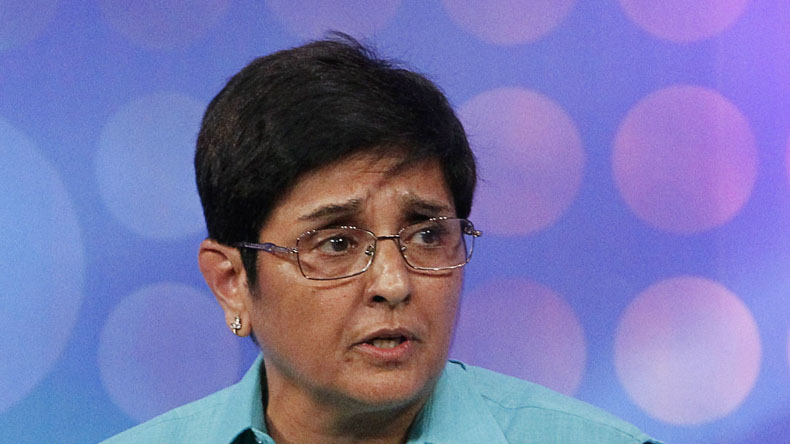 Cong to hold continuous protest until Kiran Bedi remains LG