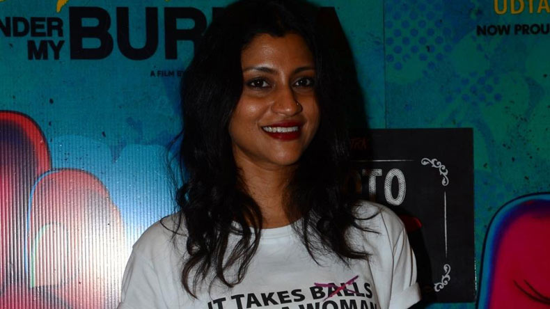 Women were treated as property: Konkona Sen Sharma