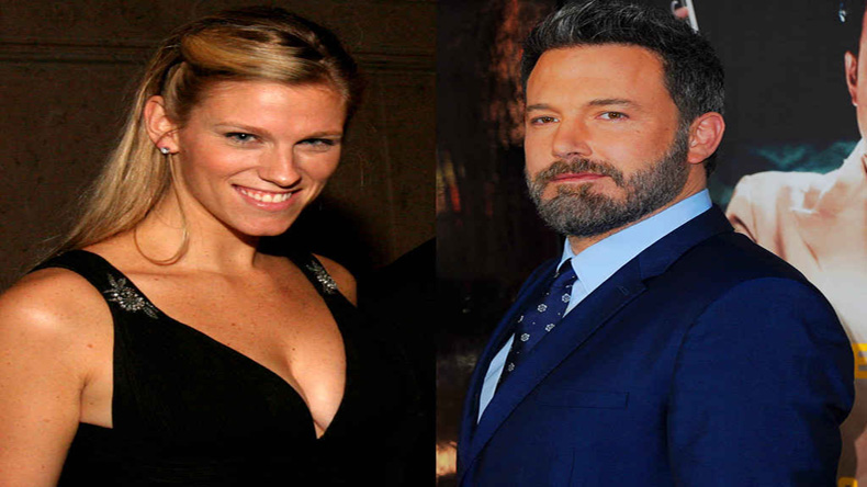 Ben Affleck's new lover says romance didn't as an affair