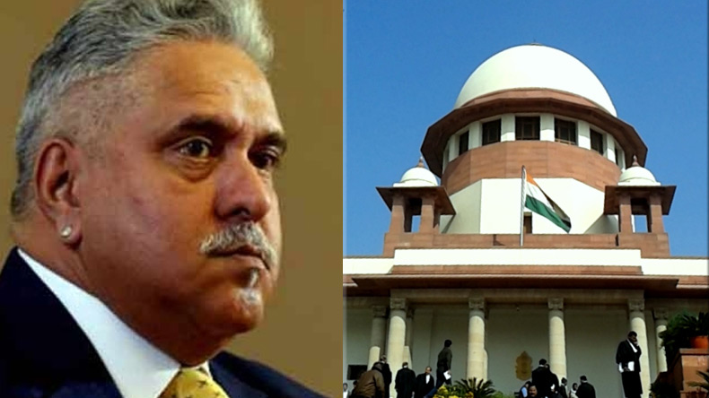 It's Centre's duty to bring Vijay Mallya to justice: SC