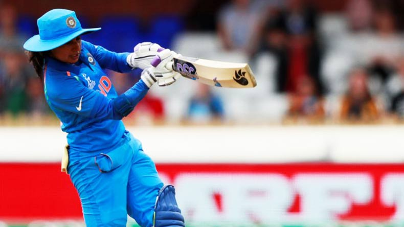 Indian skipper Mithali Raj named captain of the ICC Women's World Cup, 2017 team of the tournament